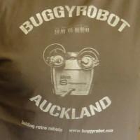 Buggyrobot Tee shirt