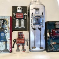 Various small robots